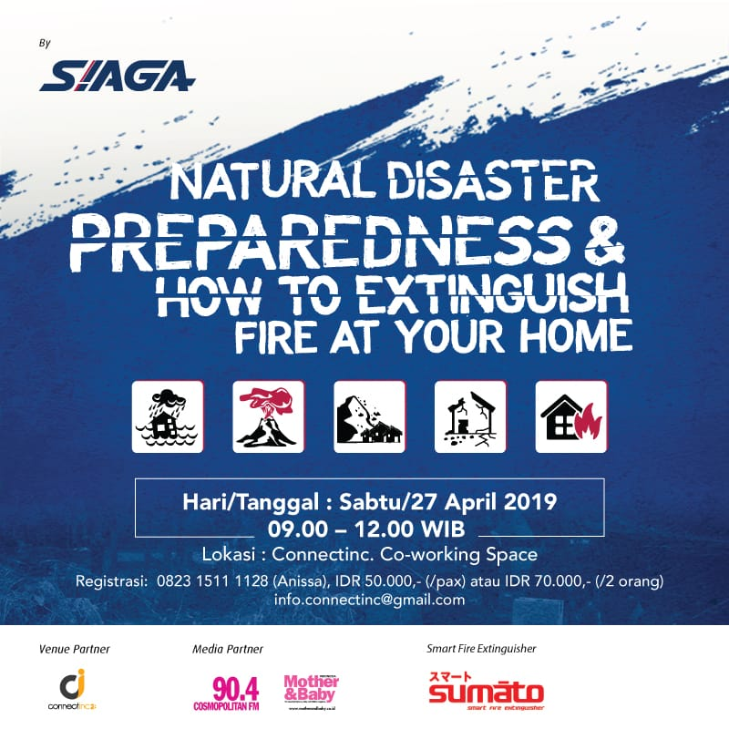 SIAGA – NATURAL DISASTER