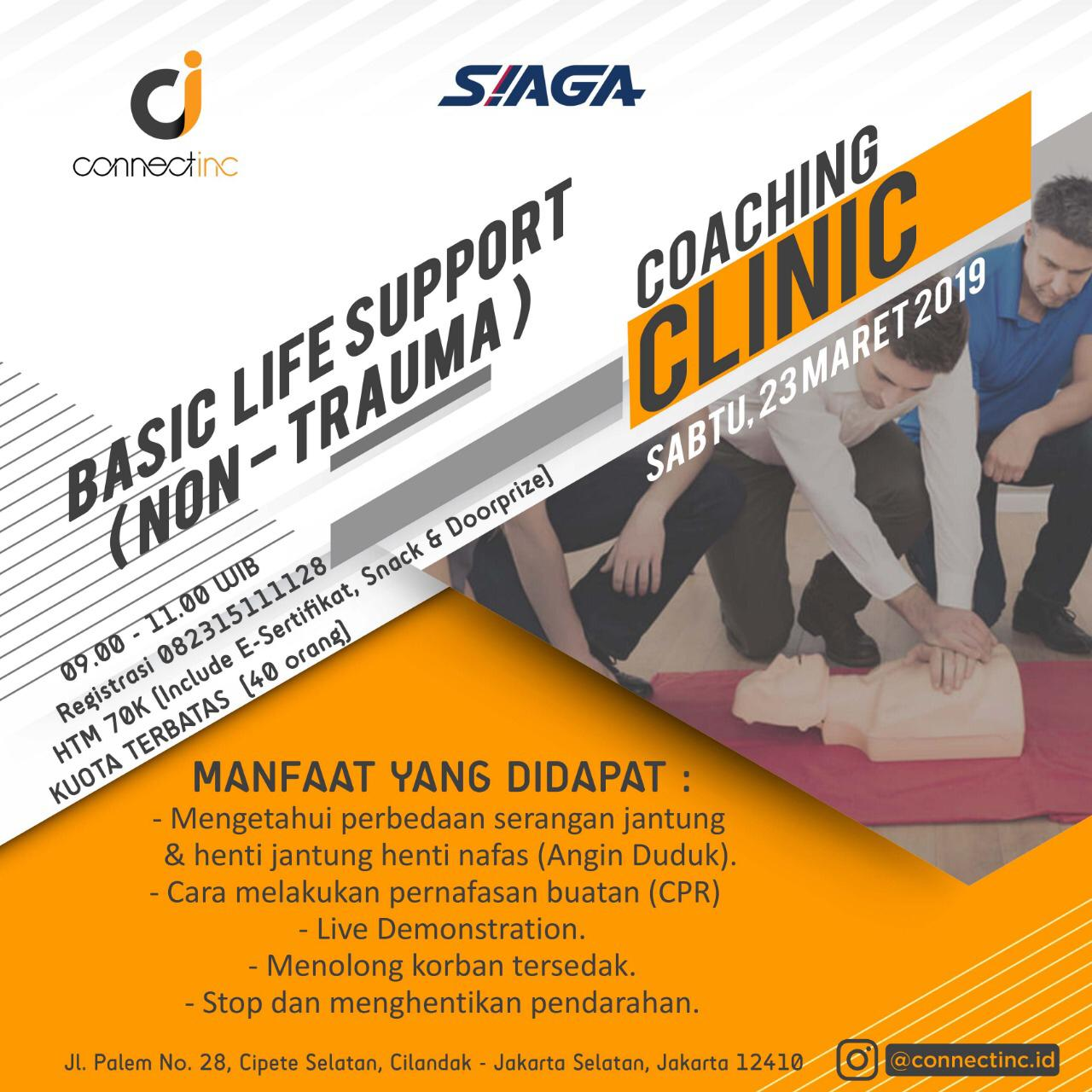 SIAGA – COACHING CLINIC